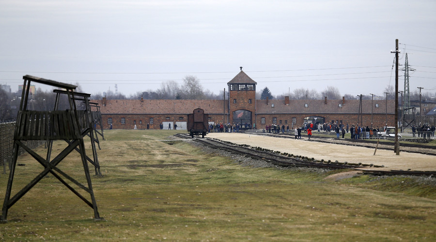 Germany to prosecute 93-year-old ex-Auschwitz death camp guard in April