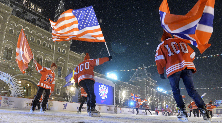 Russia gears up for 2016 Ice Hockey World Championship, simplifies visa entry for fans