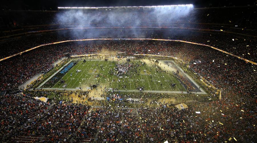 Super Bowl celebrations turn violent: Cops arrest 12 & use pepper spray in Denver (PHOTOS, VIDEO)