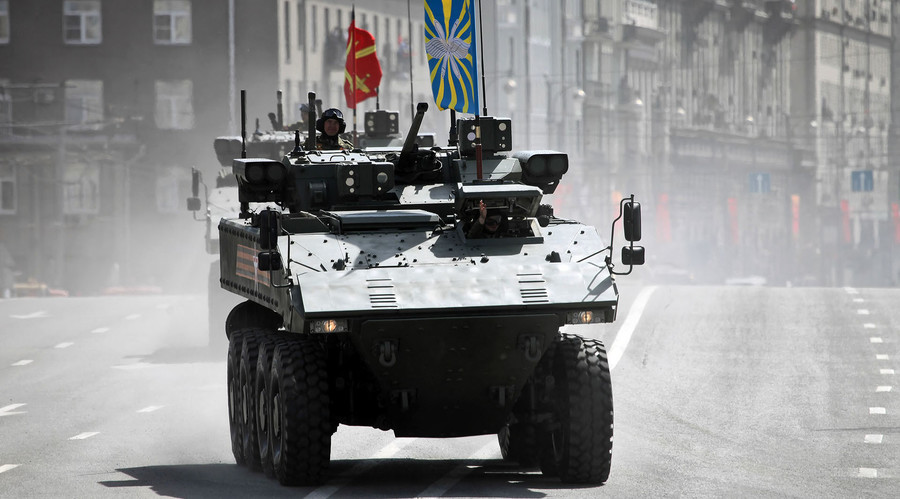Russia's cutting-edge 'indestructible APC' could be sold abroad