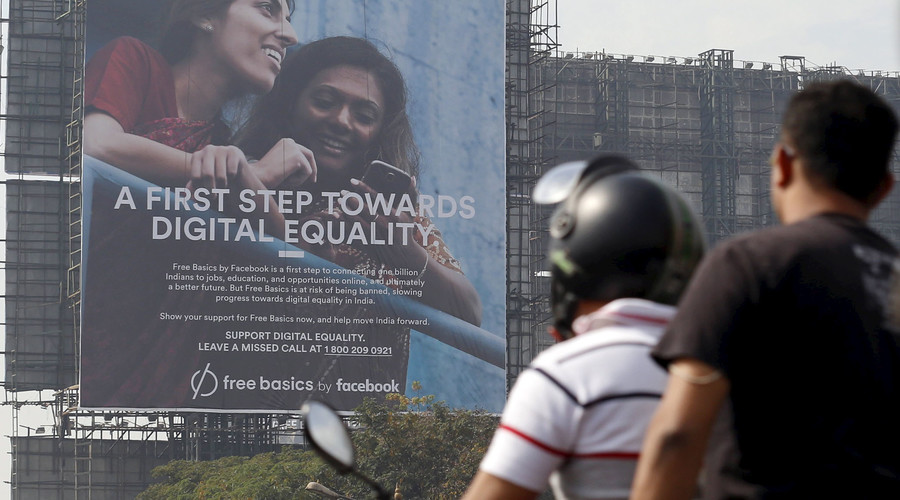 Facebook #FAIL: India blocks 'free' internet plan over net neutrality