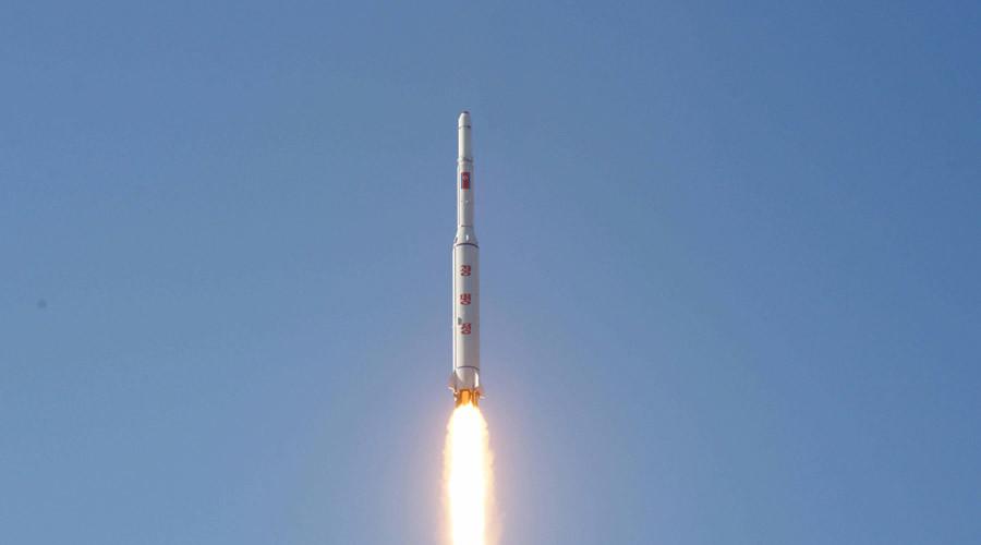 North Korean satellite 'tumbling in orbit' – reports
