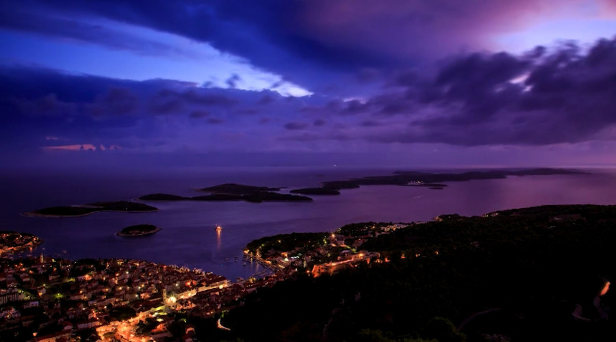 Stunning stormy island timelapse footage spanning 2 years goes viral (VIDEO)
