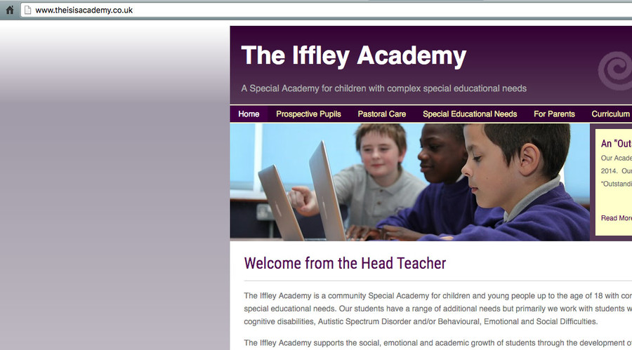 'Do you train terrorists?' British school called 'Isis Academy' changes name