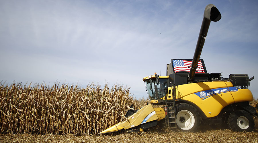 Russia bans American corn and soybeans