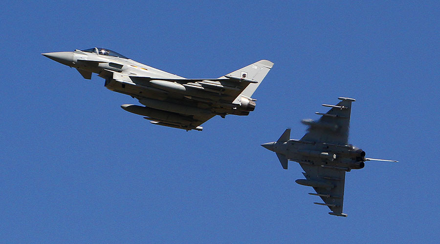 Jumping the gun? British jets already flying Libya missions, preempting political agreement