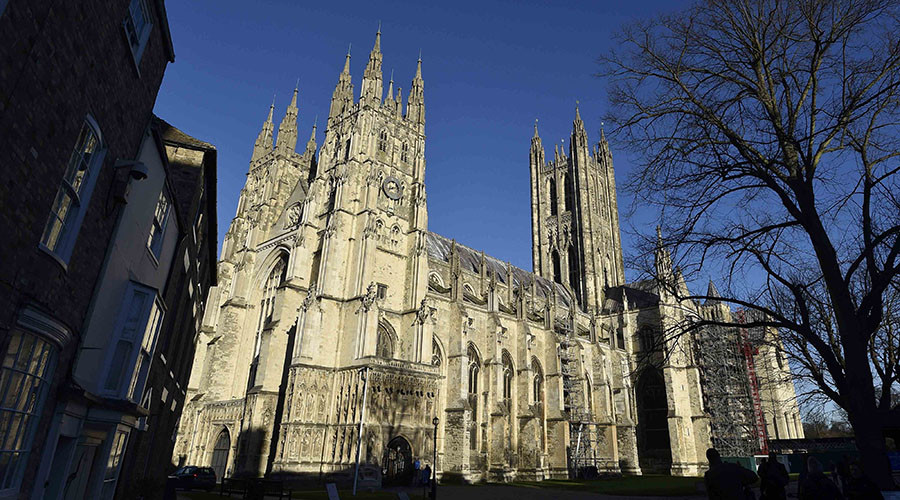 Thrown to the lions? Catholic & Anglican leaders say Christians now a minority