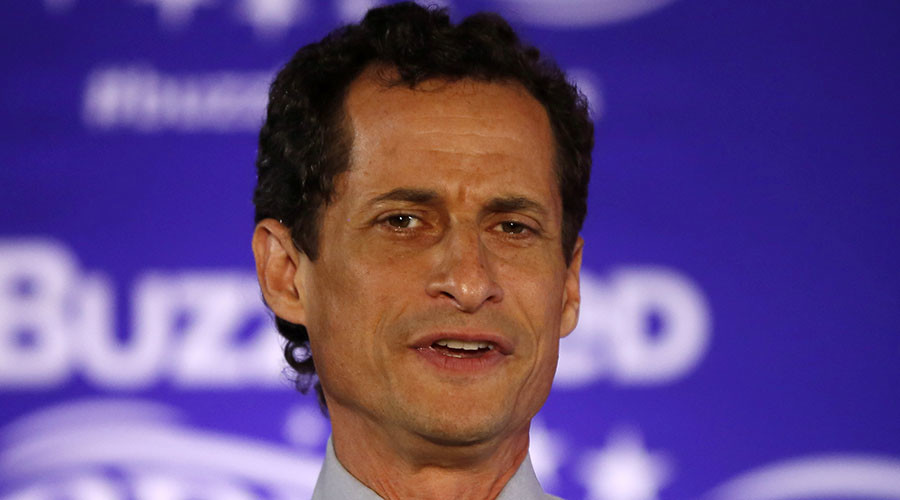 Anthony Weiner: I'd Be 'Surprised If Hillary Won New Hampshire'