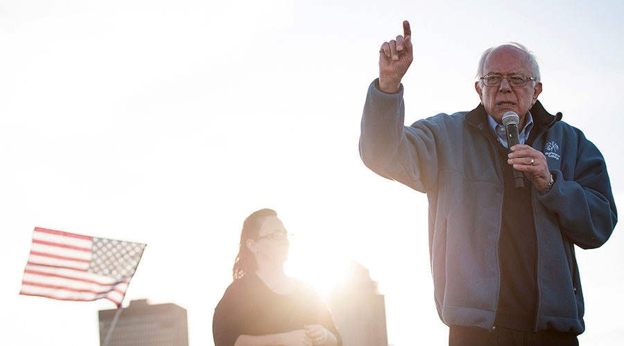 #VoteTogether: Sanders supporters light up Twitter with powerful ad campaign (VIDEO)