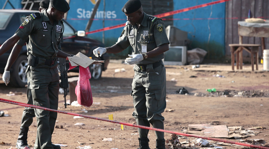 Up to 60 killed in suicide bombings in Nigeria refugee camp