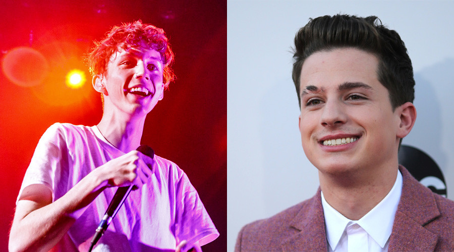Charlie Puth & Troye Sivan join Larry King