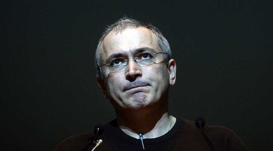 Interpol issues search notice for Khodorkovsky – Russian agency