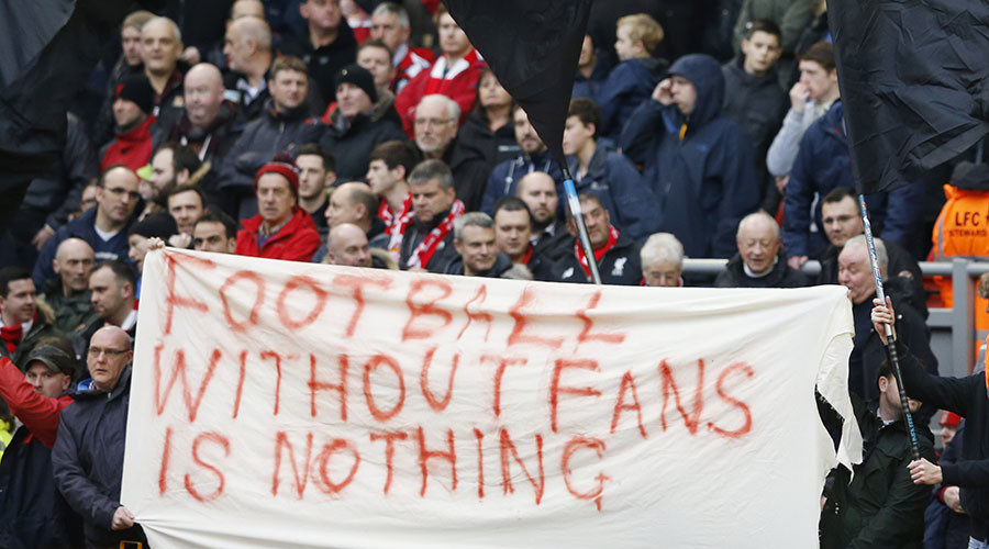 Premier League ticket prices row: Liverpool protests could spill over to Arsenal and others