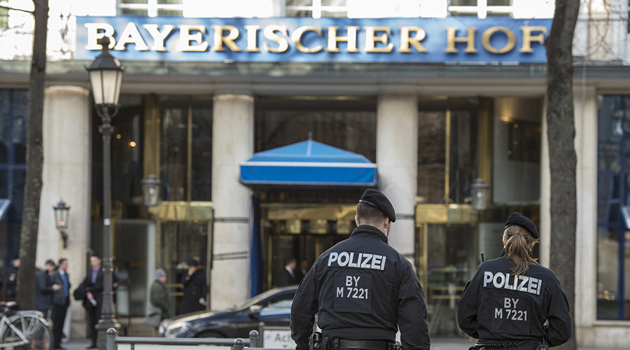 Syria & refugee crisis top agenda at Munich Security Сonference