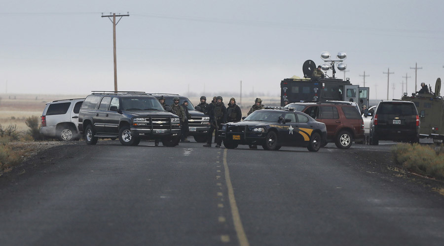 Oregon standoff ends with last occupier surrendering
