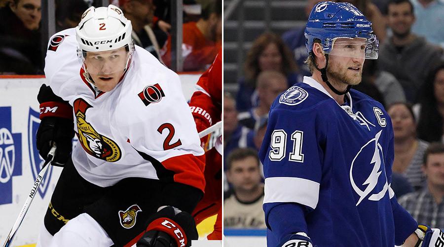 Phaneuf to Senators; Stamkos to Leafs?
