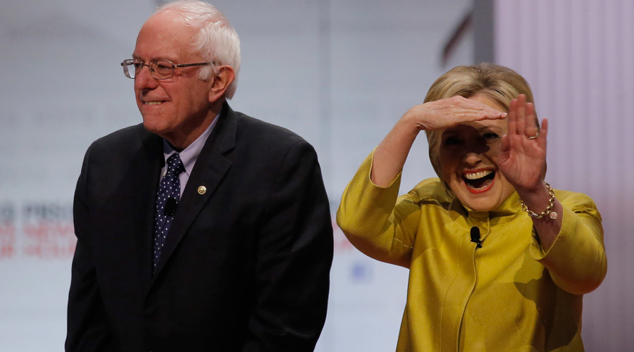 Super-duper-delegates: 'Undemocratic system used by Democratic Party'