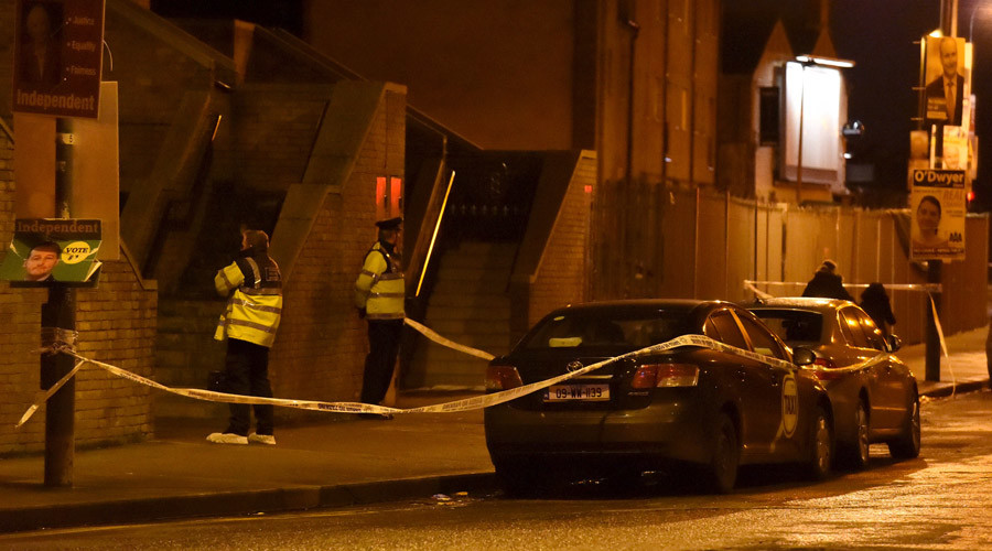 Gangland terror: Irish police advise journalists to leave homes over underworld threats