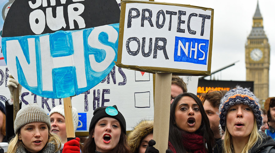 Lost irony? Jeremy Hunt launches doctors' morale review… while imposing unpopular contracts