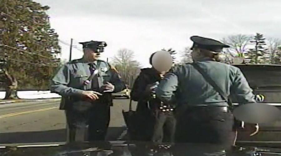 #StandWithPerry backlash after Princeton police release dashcam footage of black professor's arrest