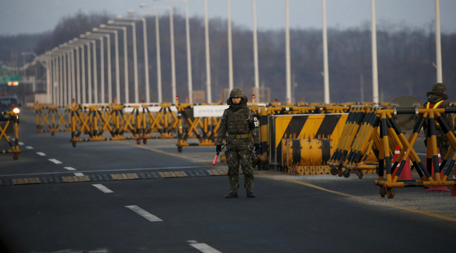 N. Korea cuts all hotlines with South amid rising tensions