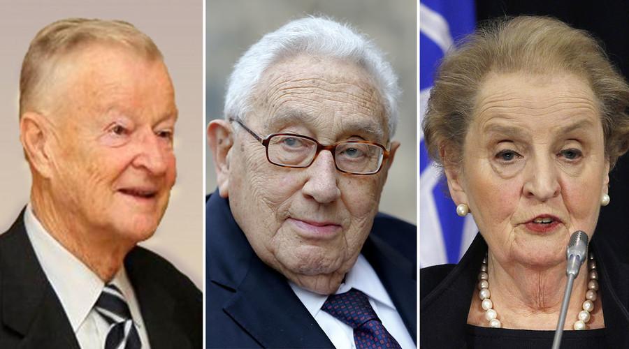 Kissinger, Albright and Brzezinski: A guide for Millennials