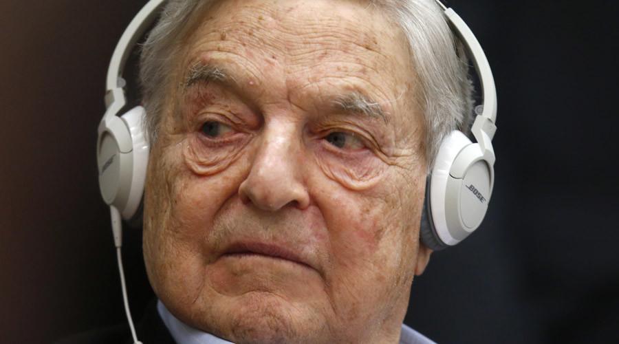 Soros predicts EU breakdown, calls Russia 'resurgent power'
