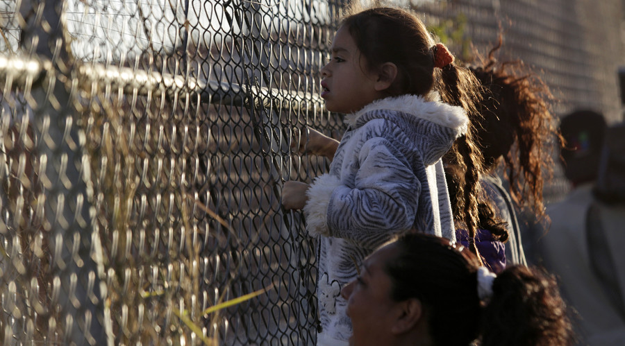 Texas lowers childcare standards for private migrant detention centers
