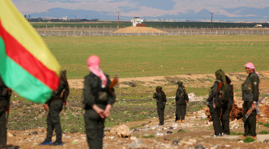 'Turkey wants to stop Kurds liberating northern Syria from ISIS'