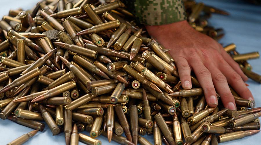 Dozens of guns, 20,000+ ammo seized from 2 Britons in Greece near Turkey border