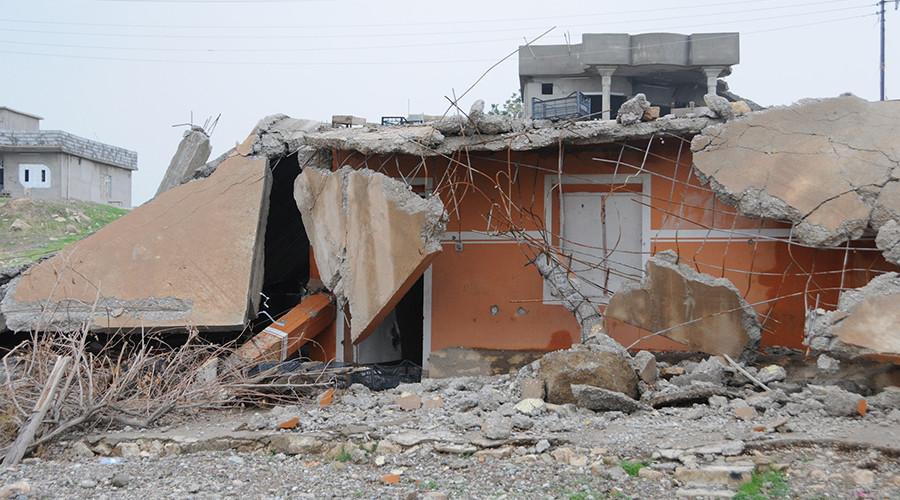 Collapse of Iraqi Kurdistan