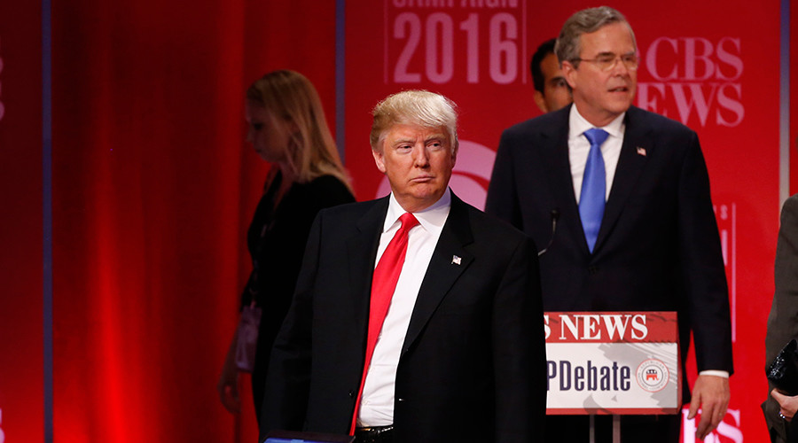 Trumping himself: Has the Donald gone too far in calling Iraq war 'a big fat mistake'?