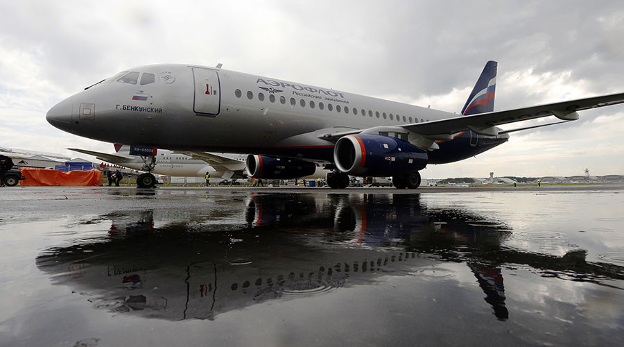 Egypt, Denmark to buy Russian Sukhoi airliners