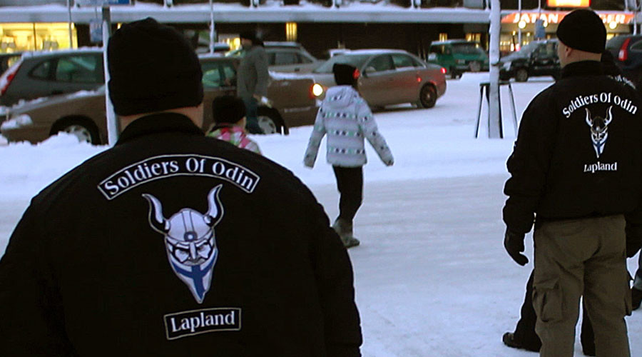 Estonian Defense Ministry doesn't want anti-migrant groups patrolling streets