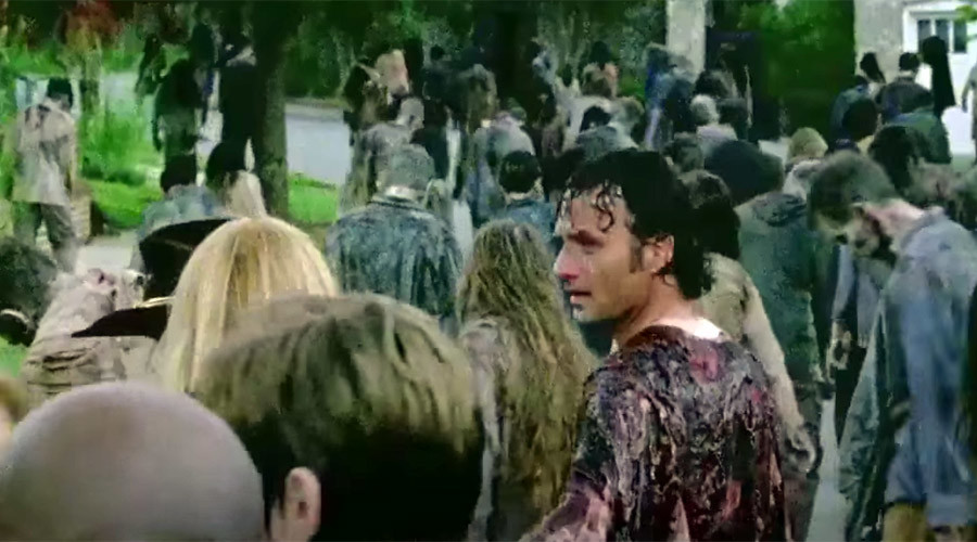 Police respond to 911 only to find… a family watching 'The Walking Dead'