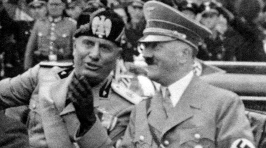 'Cabinet of Shame': Italian govt declassifies documents related to Nazi & fascist war crimes