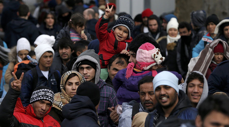 Airbus sees new opportunities in Europe's refugee crisis - media
