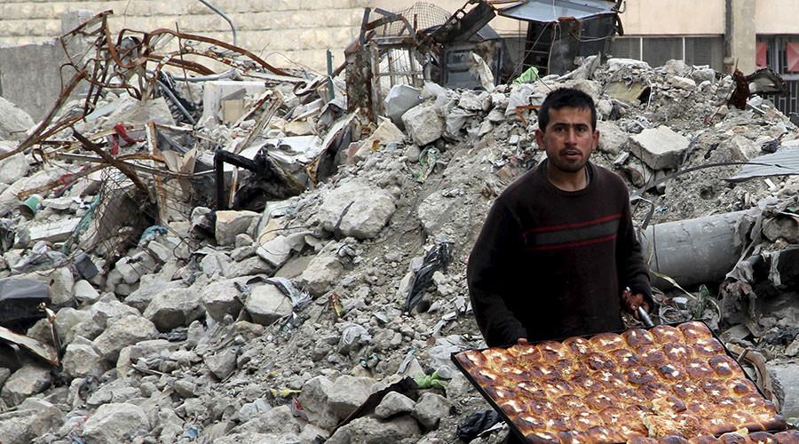 Washington's 'Alice in Wonderland' worldview turning Syrian reality on its head