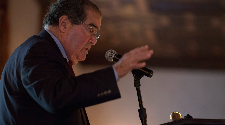 Scalia was guest of Texas tycoon SCOTUS spared from suit