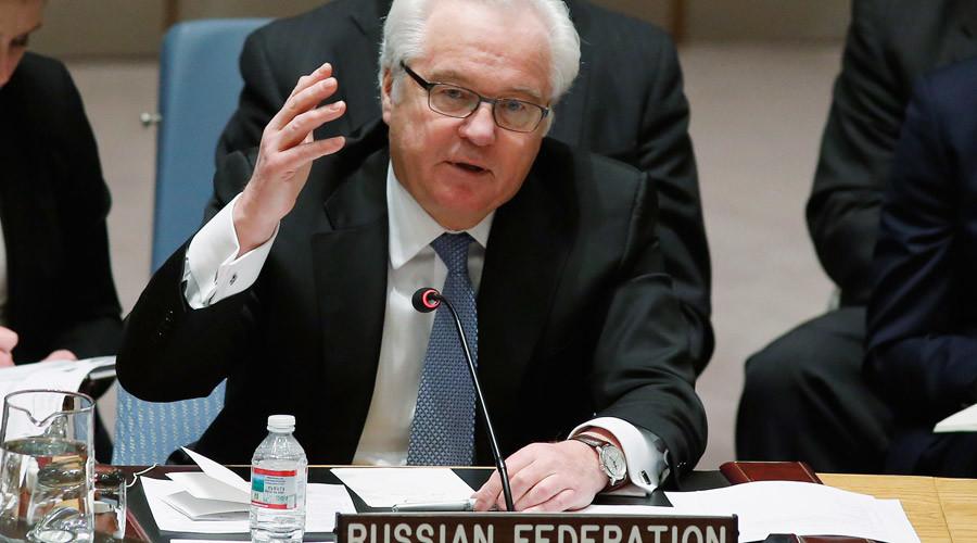 Turkey's shelling of Syria amid 'unique' intl peace effort unacceptable – Russia's UN envoy