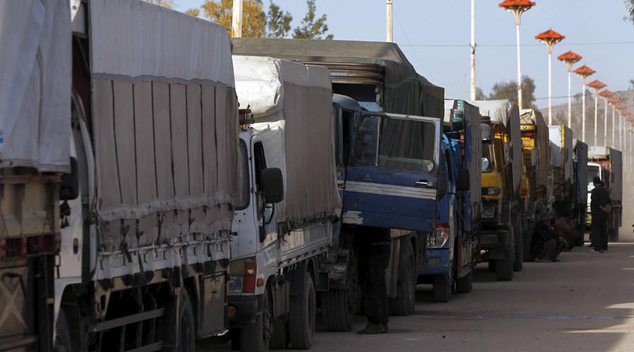 Vital humanitarian aid flows into besieged Syrian towns – UN, ICRC