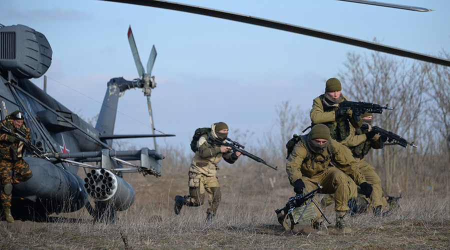 Faith in defending the Motherland: Russians trust military to protect the nation, poll shows