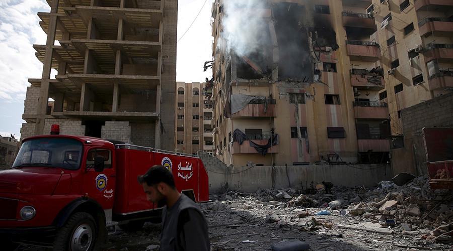 Britain was unprepared for scale of Syrian civil war – report