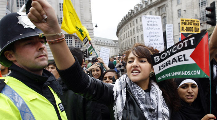 UK Israeli boycott ban contradicts official govt business guidelines