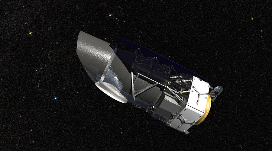 NASA to explore wonders of the universe with telescope 100 times bigger than Hubble (VIDEO)