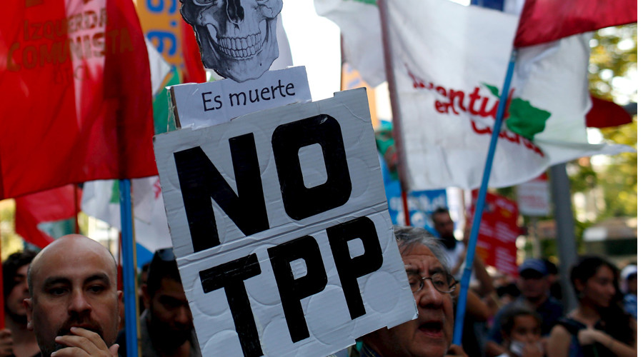 TPP undergoes stealthy changes that expand penalties for copyright infringement