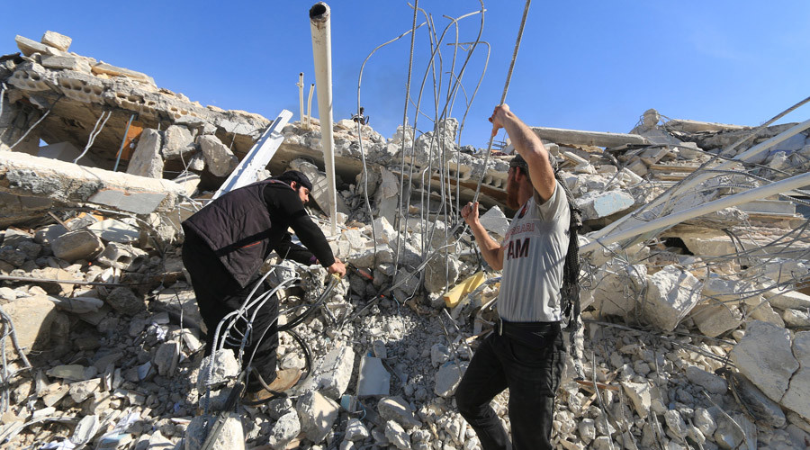 Who Has The Upper Hand In The Syria 'Cease-Fire?'