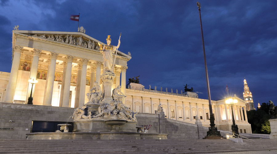 Austrian parliamentary session canceled - 'nothing to discuss'