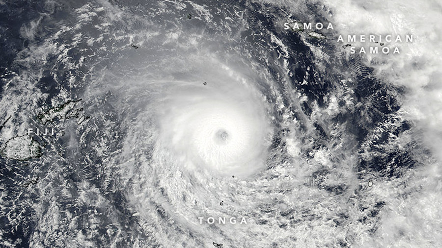'State of natural disaster': Deadly Cyclone Winston strikes Fiji islands (PHOTOS, VIDEO)