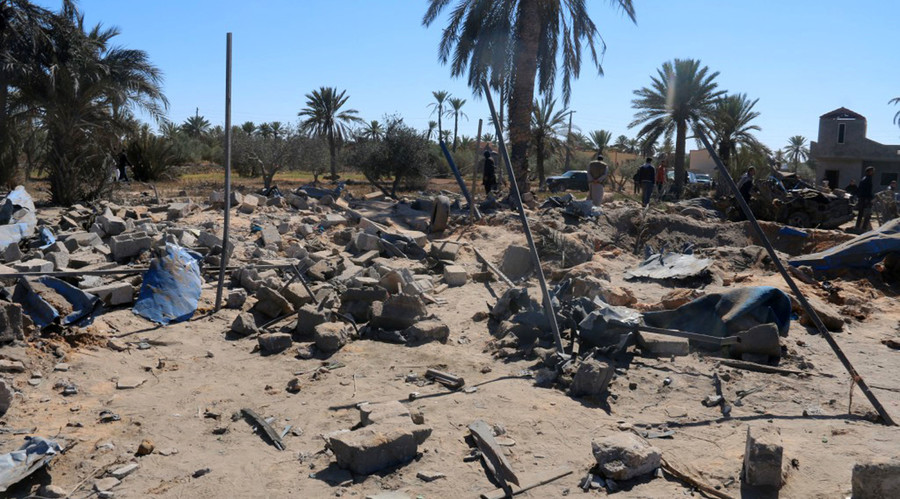 'Libyan dilemma: Military intervention may drive locals into ISIS arms'